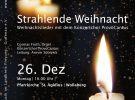 Weihnachtskonzert in Wollaberg
