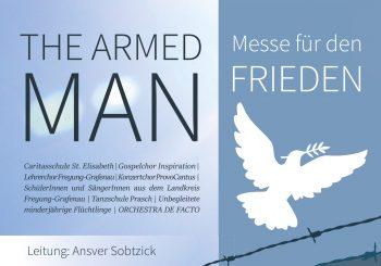 """Beitrag auf Bayern 2 über """"THE ARMED MAN"""""""